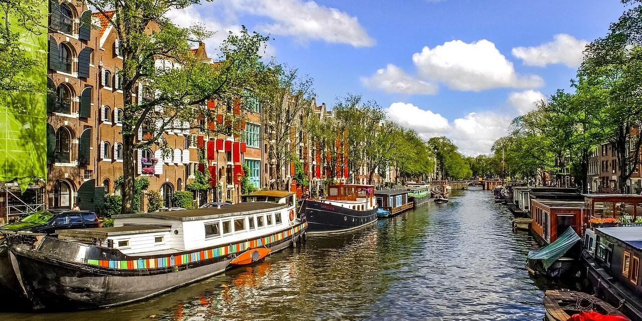Au départ de Nice : Amsterdam