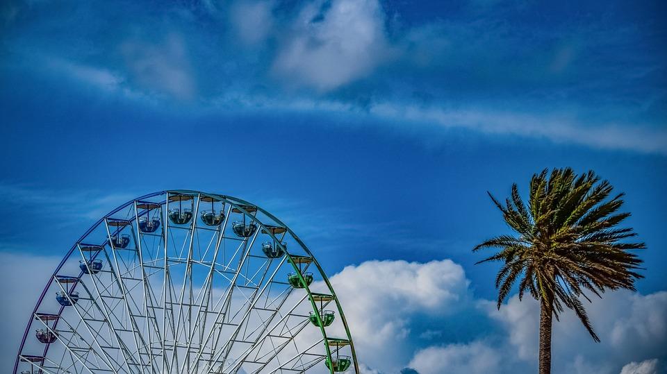 Luna Park à Cannes