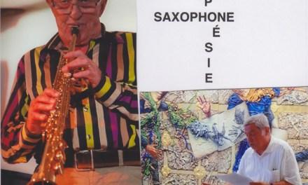 Soirée SaxoPoésie
