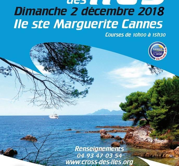 45ème Cross des Iles à Cannes