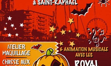 Halloween à Saint-Raphaël