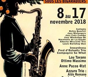 Jazz sous les Bigaradiers 2018