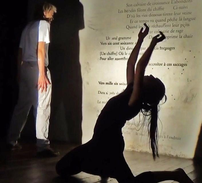 Performance théâtrale Danser, dansez, pensez-y !