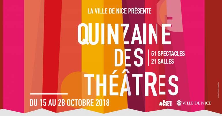 La Quinzaine des Théâtres à Nice