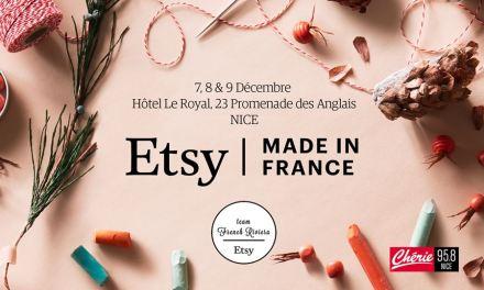 Marché de créateurs à Nice – ETSY MADE IN FRANCE