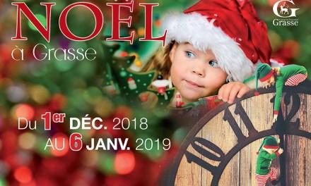 Noël 2018 à Grasse
