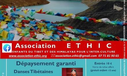 Voyage au Tibet à Mouans-Sartoux