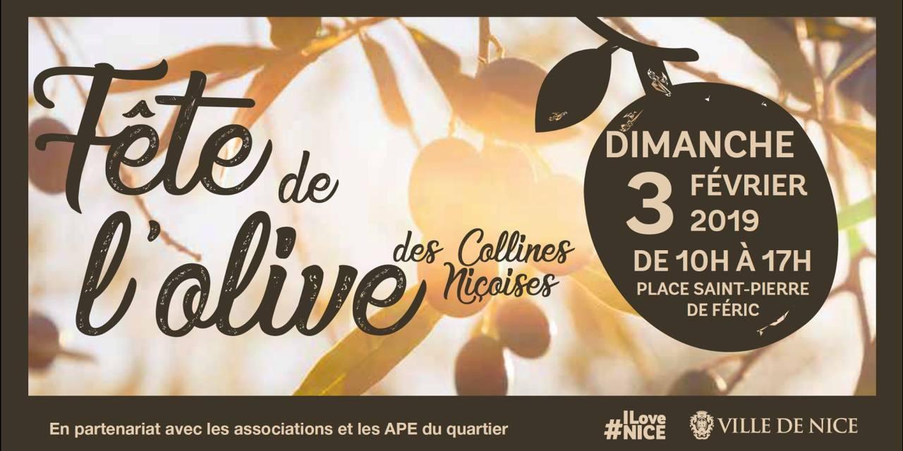 Fête de l'olive des Collines Niçoises