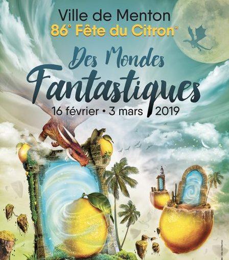 86ème Fête du Citron® à Menton