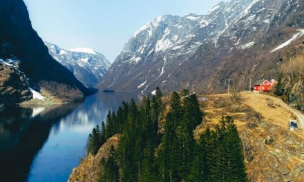 La Norvège : les ombres sur la mer