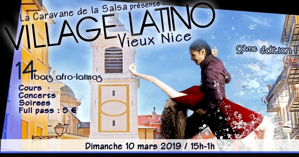 Le Village Latino de Nice – 2ème édition