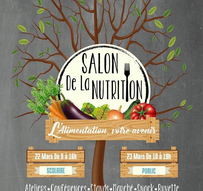 Salon de la Nutrition à Nice