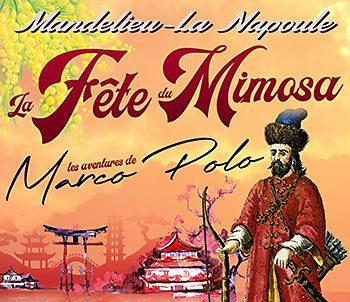 La Fête du Mimosa à Mandelieu-La Napoule