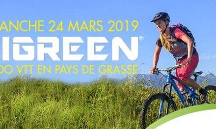 Le Bigreen, Rando VTT Nature en Pays de Grasse