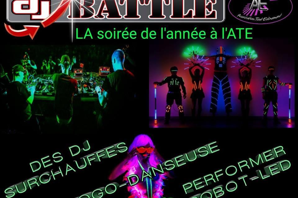 La Battle 2019 ! une nuit exceptionnelle