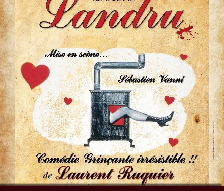 Comédie « Désiré Landru » à Cagnes-sur-Mer