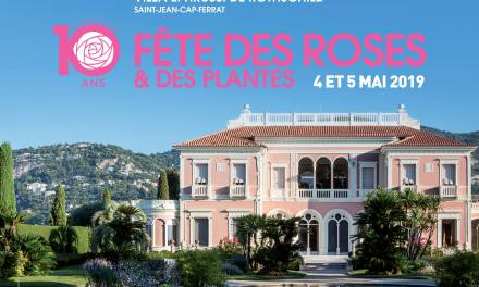 La Fête des Roses et des Plantes à la Villa Ephrussi de Rothschild