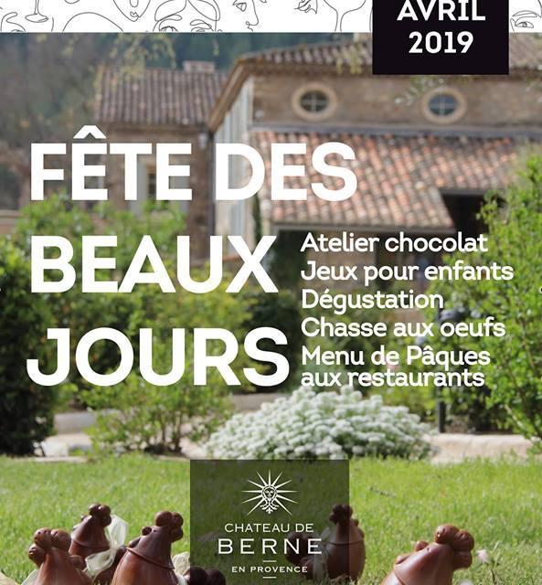 La Fête des Beaux Jours au Château de Berne