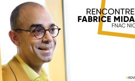 Rencontre avec Fabrice Midal à la FNAC de Nice