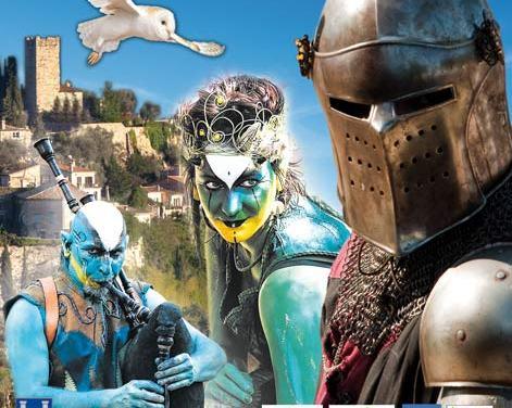 Fête Médiévale de Tourrette-Levens