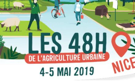 Les 48h de l'agriculture urbaine à Nice