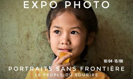 """EXPO PHOTO """" Portraits sans frontière """" à Cannes"""
