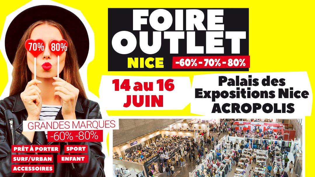 Foire Outlet de Nice