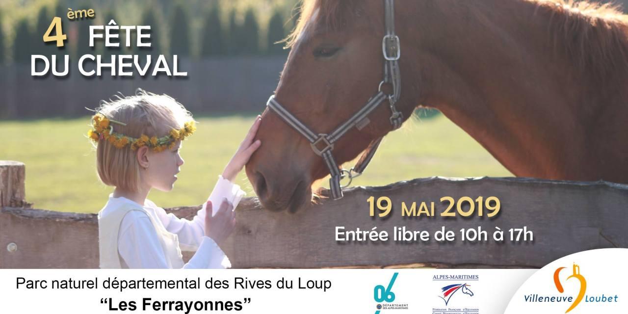 Fête du Cheval à Villeneuve-Loubet