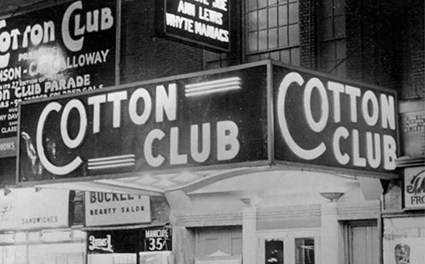 Cotton Club – Dancing