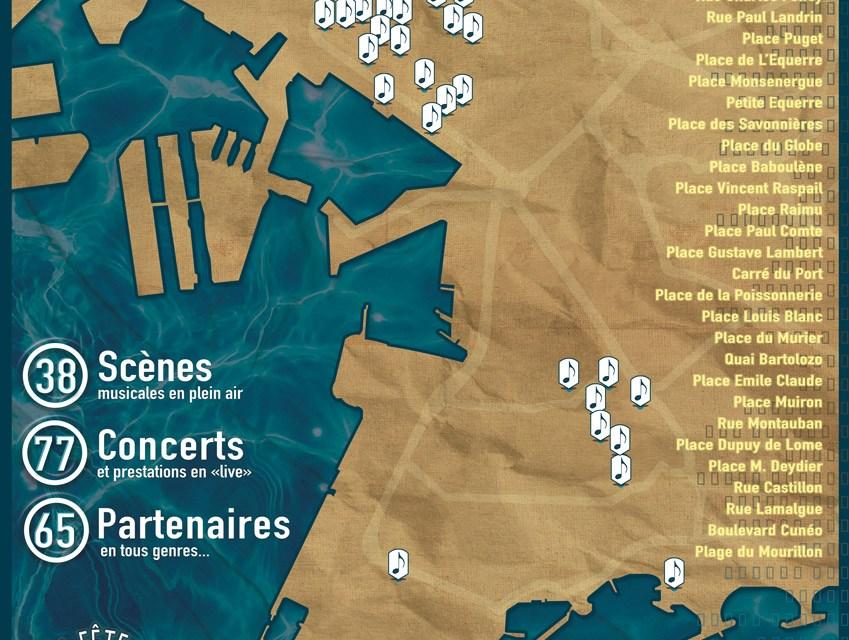 Fête de la musique Toulon 2019