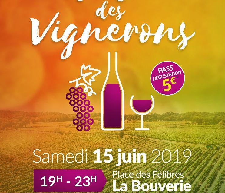 Fête des vignerons à Roquebrune-sur-Argens