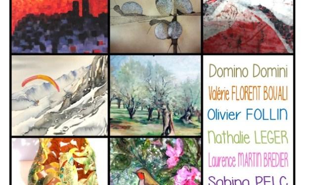 Exposition AU FIL DES SAISONS à Saint-Blaise