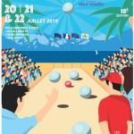 18 ème édition Europétanque à Nice