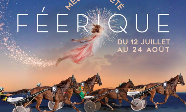 Meeting d'été 2019 Hippodrome de Cagnes-sur-Mer