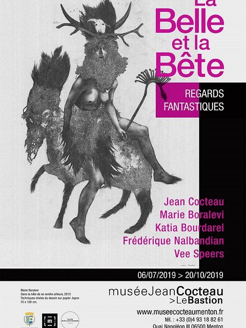 Exposition «La belle et la bête, regards fantastiques» à Menton