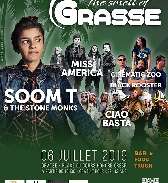 The Smell Of Grasse – Festival