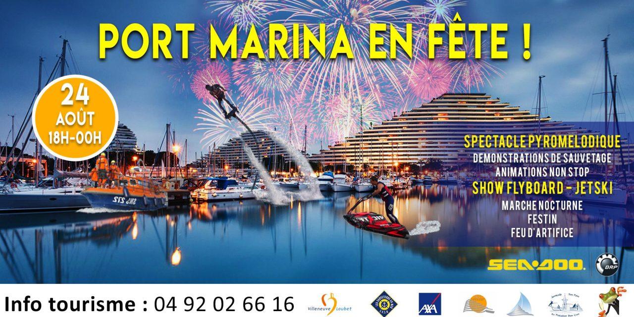 Port Marina en Fête 2019