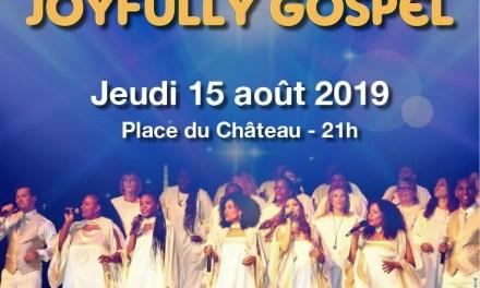 Joyfully Gospel à Cagnes-sur-Mer