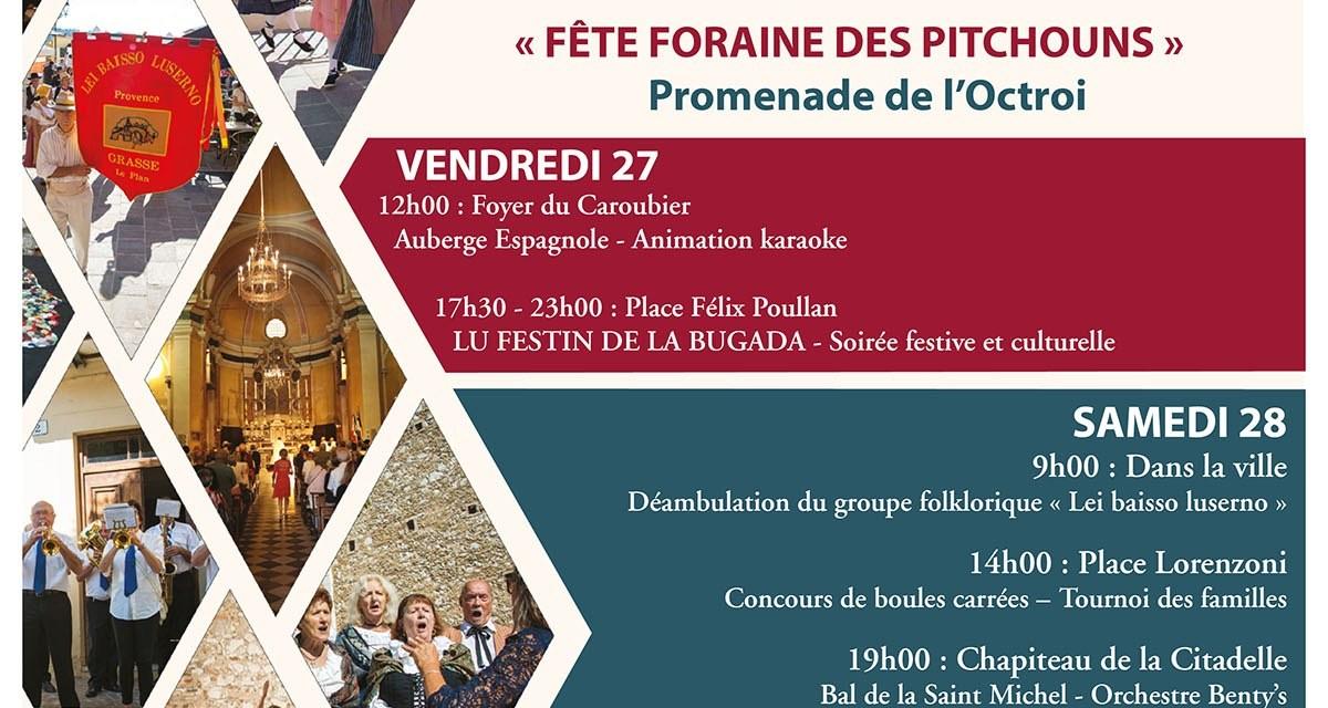 La Fête Patronale de la Saint Michel à Villefranche-sur-Mer
