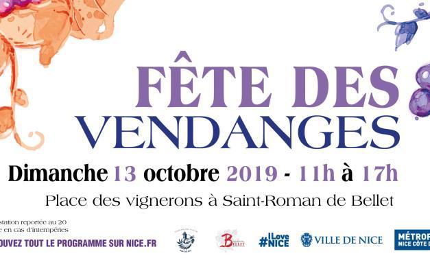 Fête des vendanges à Nice