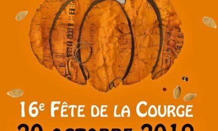 Fête de la Courge à Châteauneuf