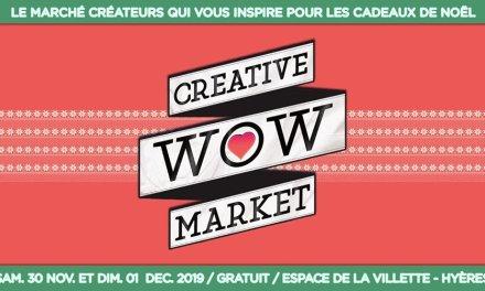 WOW Market, Marché créateurs à Hyères