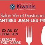 Salon du Vin et de la Gastronomie à Antibes