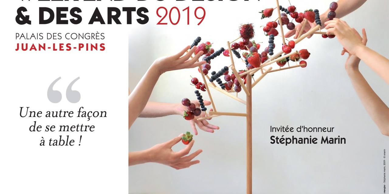 Week-end du Design et des Arts 2019