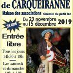FOIRE AUX SANTONS DE CARQUEIRANNE