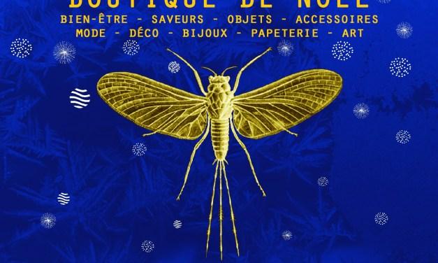 L'Éphémère – Boutique de Noël à Toulon