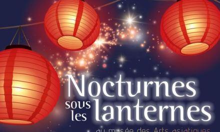 Nocturnes sous les lanternes au Musée des Arts Asiatiques