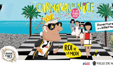 Le Carnaval de Nice 2020