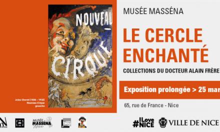 Exposition Le cercle Enchanté au Musée Masséna