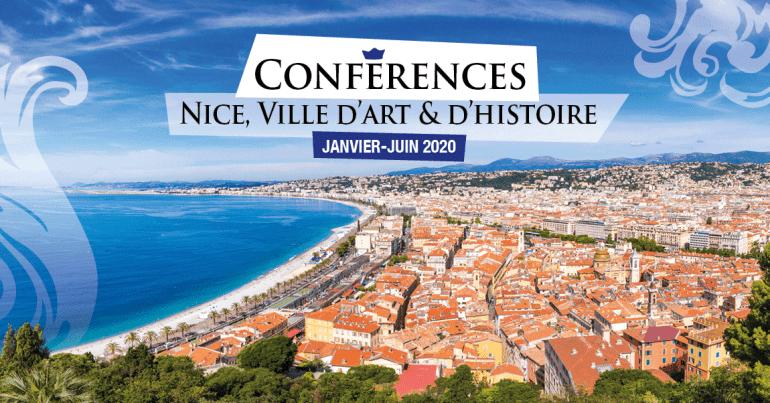 Conférences patrimoine : Nice, Ville d'Art et d'Histoire